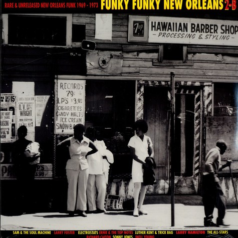 V.A. - Funky funky new orleans vol.2B