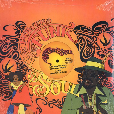 Power Of Funk & Soul, The - Volume 19