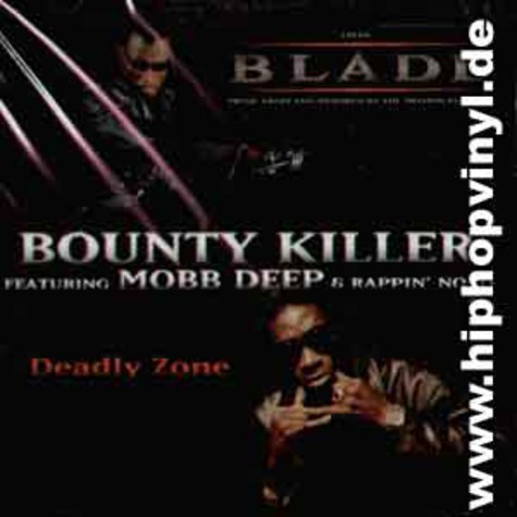 Bounty Killer - Deadly Zone feat. Mobb Deep & Rappin Noyd