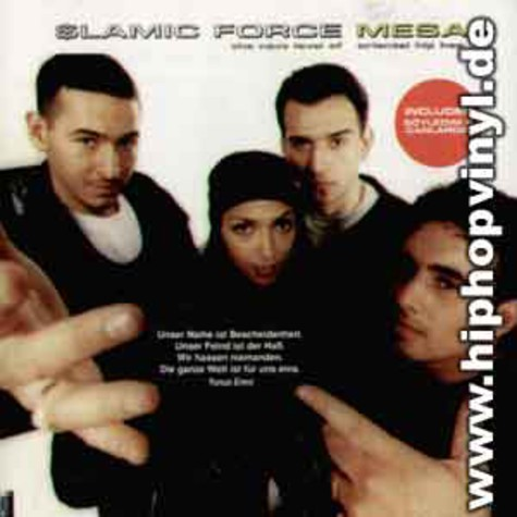 Islamic Force - Mesaj