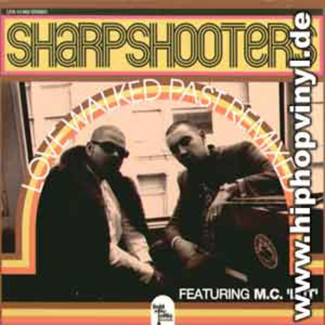 Sharpshooters - Love walked past remix feat. MC Lut