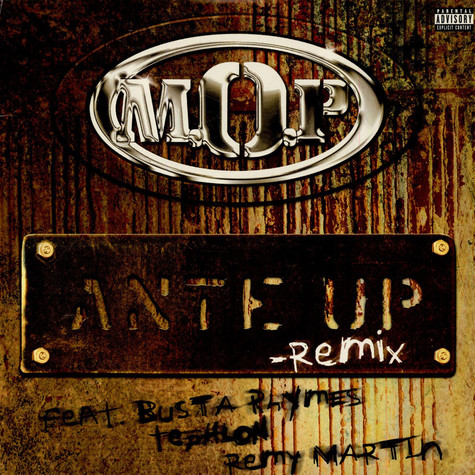 M.O.P. - Ante Up (Remix)