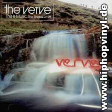 Verve, The - This is music - the singles 1992-98