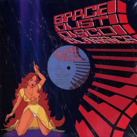 Space Dust Disco Classics - Volume 10