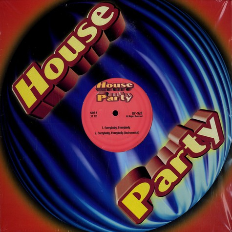 House Party - Volume 92