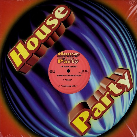 House Party - Volume 4