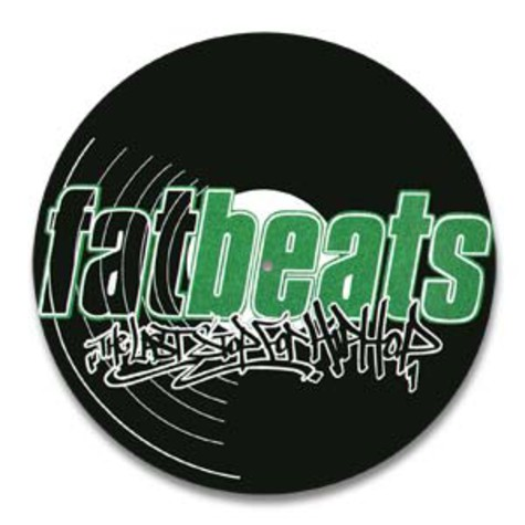 Slipmat - Fat Beats - the last stop for hip hop