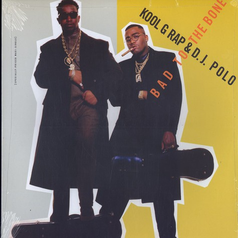 Kool G Rap & DJ Polo - Bad to the bone