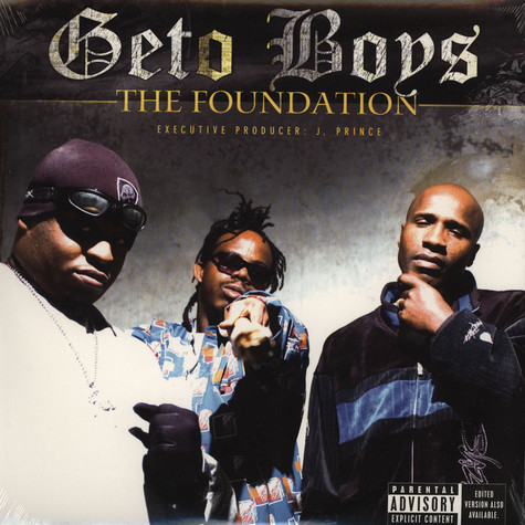 Geto Boys - The foundation
