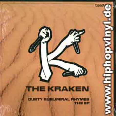 Kraken - Dusty Subliminal Rhymes The EP