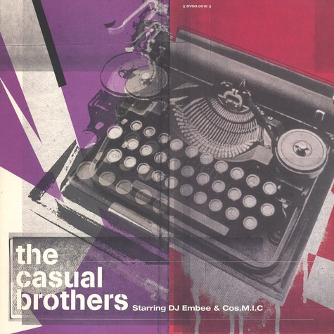 Casual Brothers - The Casual Brothers