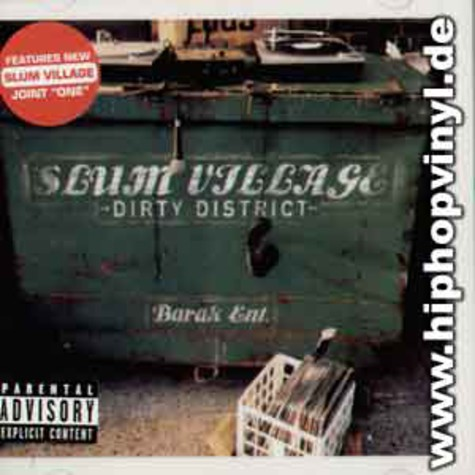 Slum Village - Dirty district