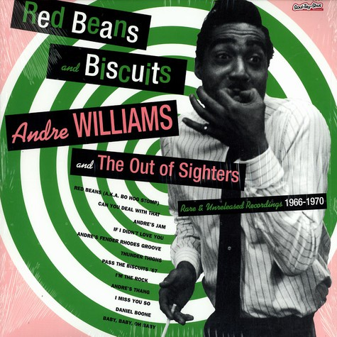 Andre Williams & the Out Of Sighters - Red Beans And Biscuits