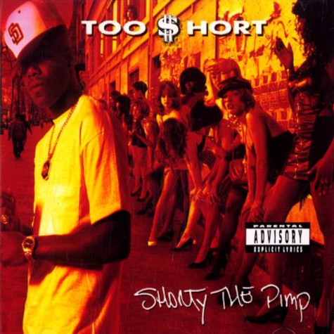 Too Short - Shorty the pimp