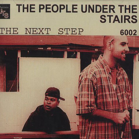 People Under The Stairs - The next step
