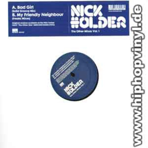 Nick Holder - The other mixes vol.1