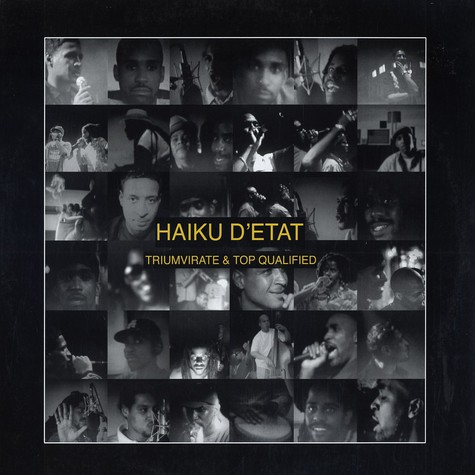 Haiku D'Etat (Abstract Rude, Aceyalone and Mikah 9) - Triumvirate