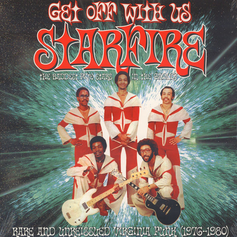 Starfire - Get off with us
