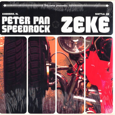 Peter Pan Speedrock / Zeke - Split EP