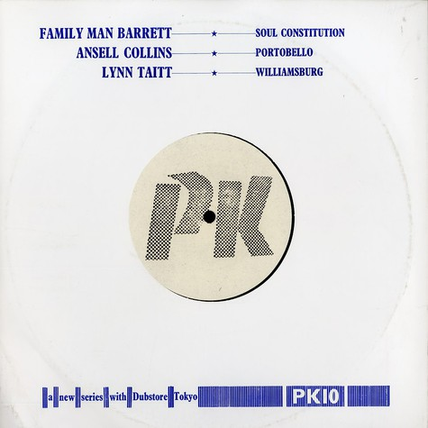 Family Man Barrett - Soul constitution