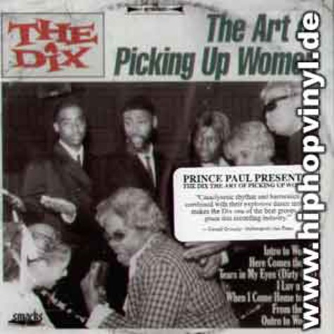 Dix, The (Prince Paul) - The art of picking up women