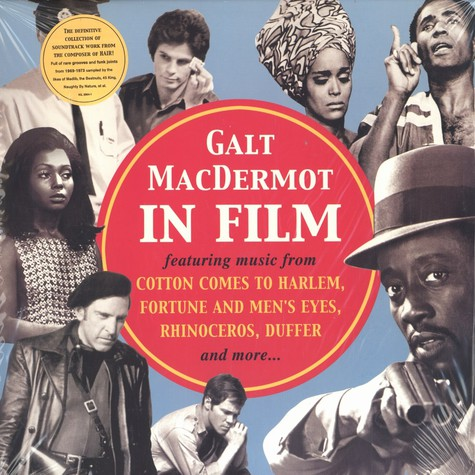 Galt MacDermot - In film