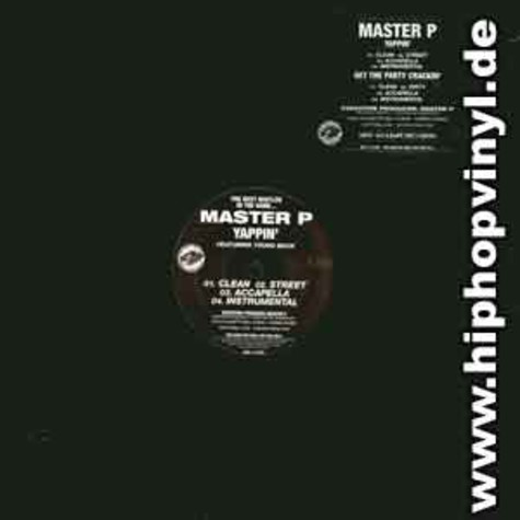 Master P - Yappin feat. Young Buck