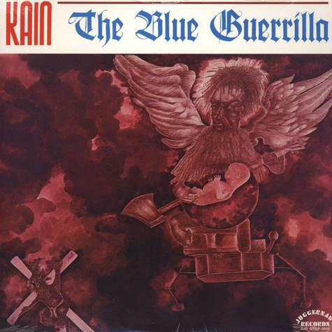 Kain of The Last Poets - The Blue Guerrilla