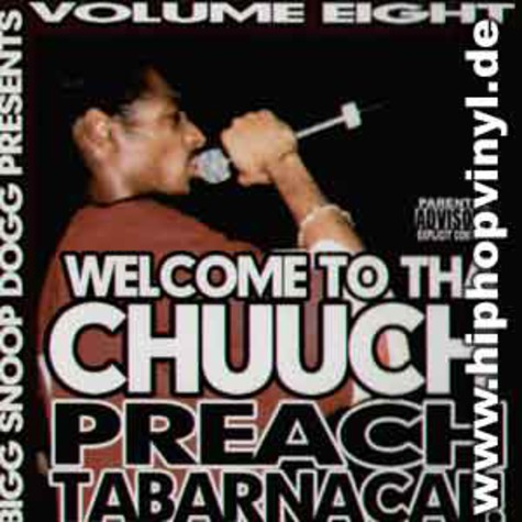 Snoop Dogg - Welcome to tha chuuch vol.8