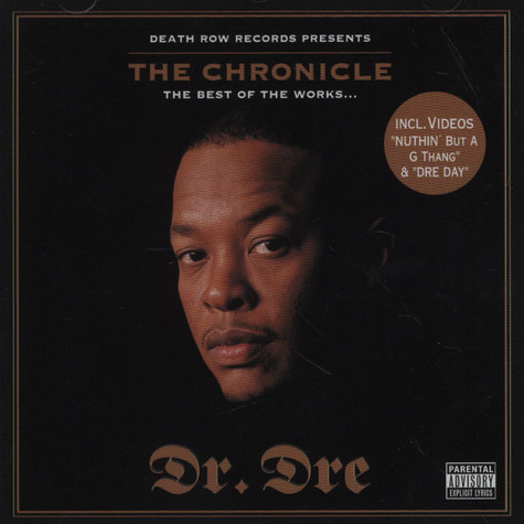 Dr.Dre - The chronicle - the best of the works ...