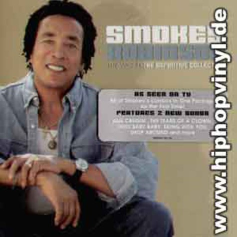 Smokey Robinson - My world - the definitive collection