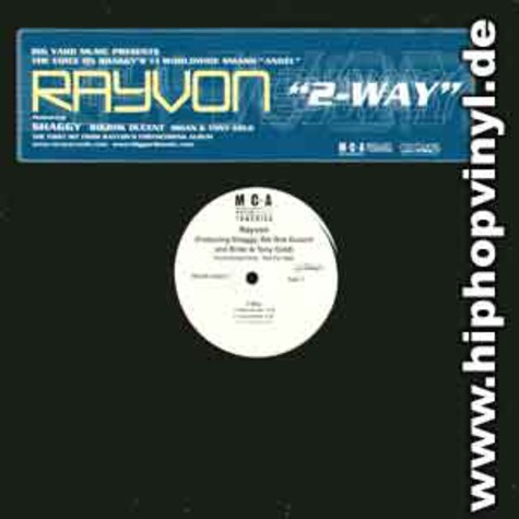 Rayvon - 2-way feat. Shaggy, Rik Rok Ducent and Brian & Tony Gold