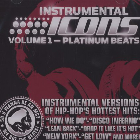 Instrumental Icons - Volume 1 - platinum beats