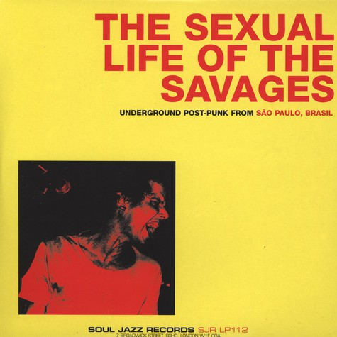 V.A. - The sexual life of the savages