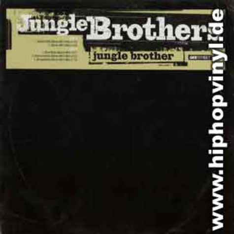 Jungle Brothers - Jungle Brother