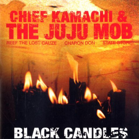 Chief Kamachi & The Juju Mob - Black candles