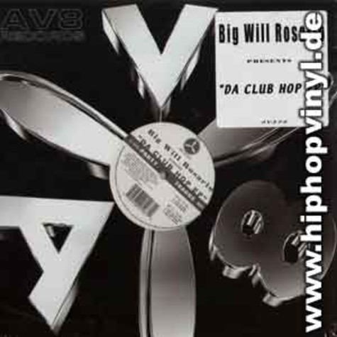 Big Will Rosario - Da club hop EP