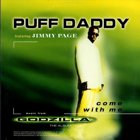 Puff Daddy & Jimmy Page - Come with me