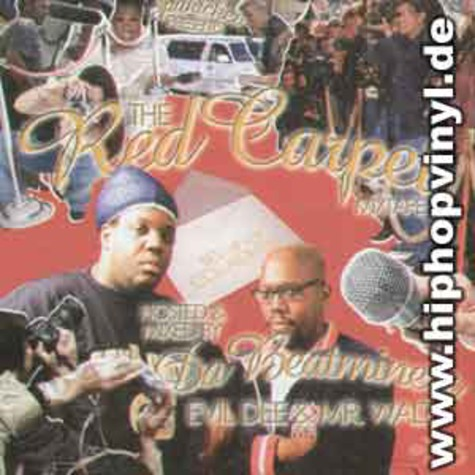 Da Beatminerz - The red carpet mixtape