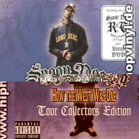 Snoop Dogg - How The West Was One - Tour Collectors Edition