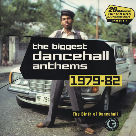 V.A. - The biggest dancehall anthems 1979-1982 part 1