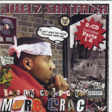 Juelz Santana - Back like cooked crack - more crack