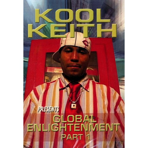 Kool Keith - Global enlightment  DVD