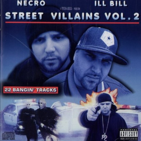 Necro & Ill Bill - Street villains volume 2
