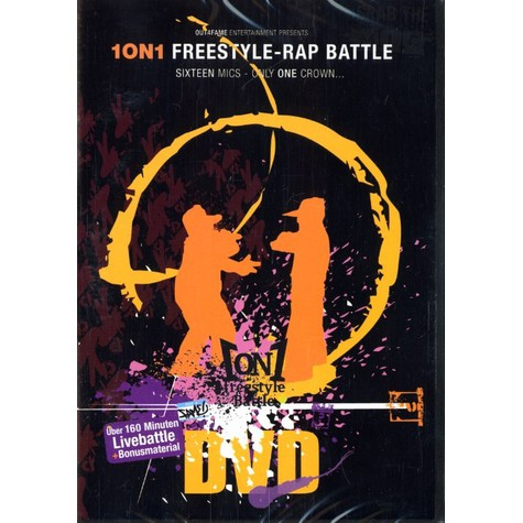 One on One - Freestyle battle 2005 DVD