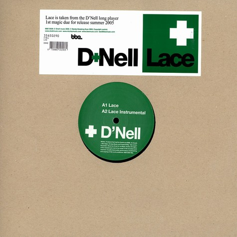 D'Nell - Lace