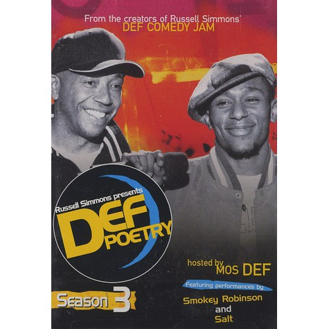 Russell Simmons presents ... - Def poetry season 3