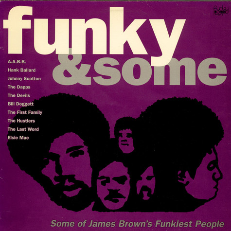 V.A. - Funky & Some (Some Of James Brown's Funkiest People)