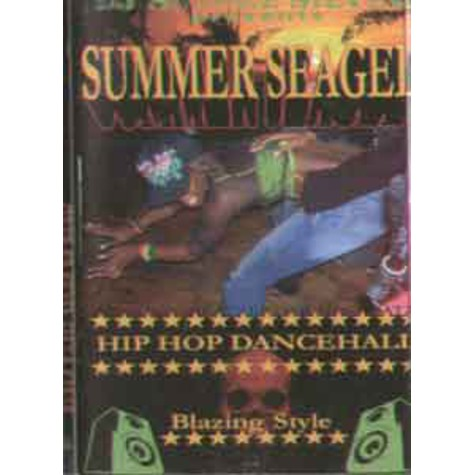 DJ Seagel Silver - Summer seagel - hip hop dancehall