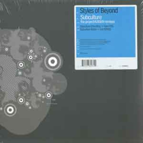 Styles Of Beyond - Subculture remixes